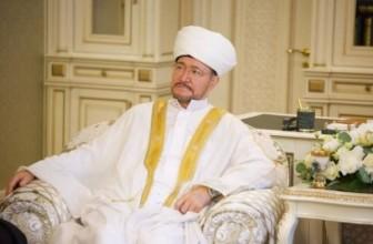 Муфтий Равиль Гайнутдин поздравил мусульман с Ураза-байрам